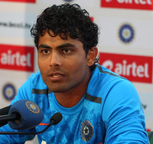 Dhoni on why god created Sir Ravindra Jadeja