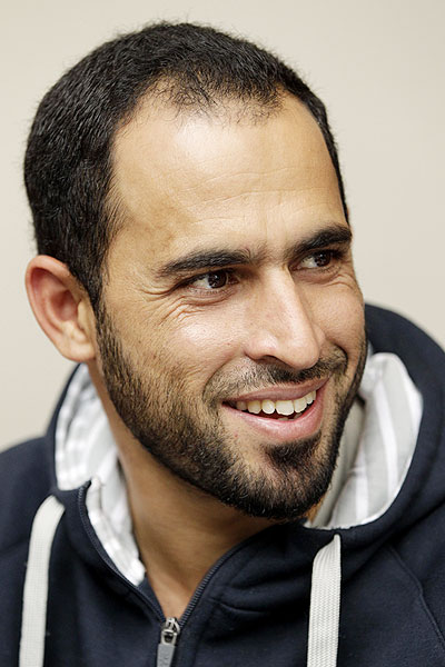 Victorian cricketer Fawad Ahmed