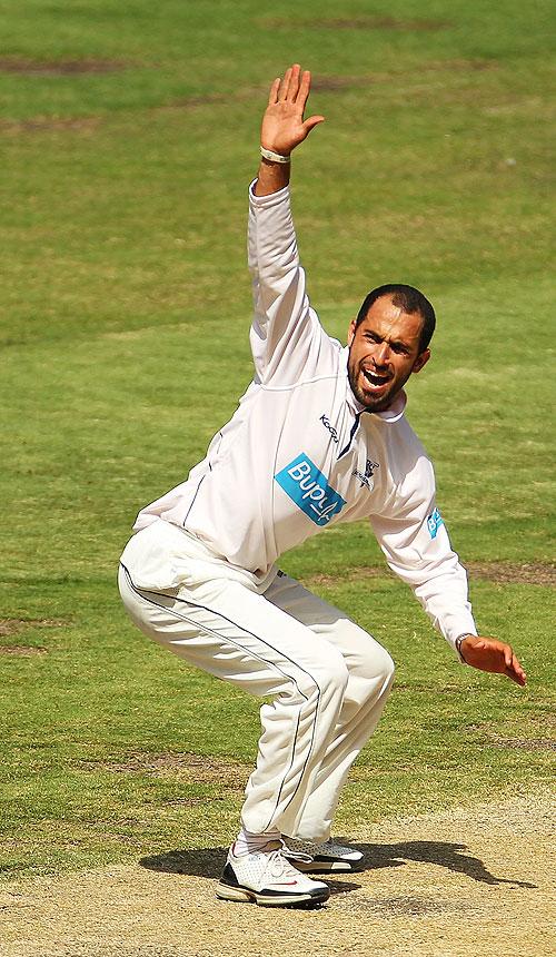 Fawad Ahmed