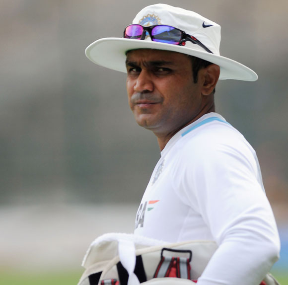 I don't think Sehwag will play for India again: Boycott