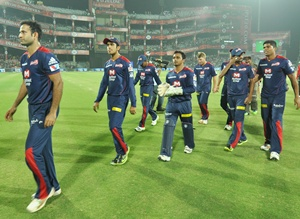 Rediff Cricket - Indian cricket - Stats: Delhi's agony continues with 4th loss in a row