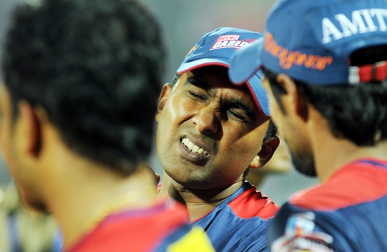 IPL: 'Losing streak is cause of concern for us'