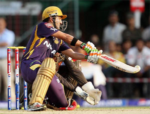 Stats: Gambhir leads run-scorers list for Kolkata