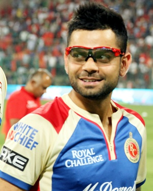 Rediff Cricket - Indian cricket - Stats: RCB's Kohli, Vinay Kumar grab top spots in IPL 6