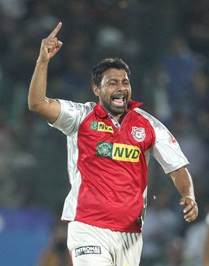 Rediff Cricket - Indian cricket - IPL Stats: Praveen Kumar is most economical bowler!