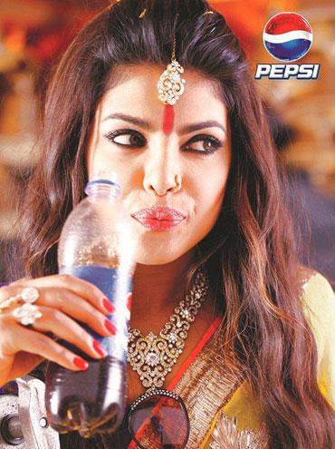 Yeh Team Kabhi Toh Woh Team Kabhi, Par Pepsi Oh Yes Abhi!