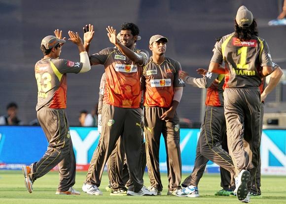 Perera brings Hyderabad back