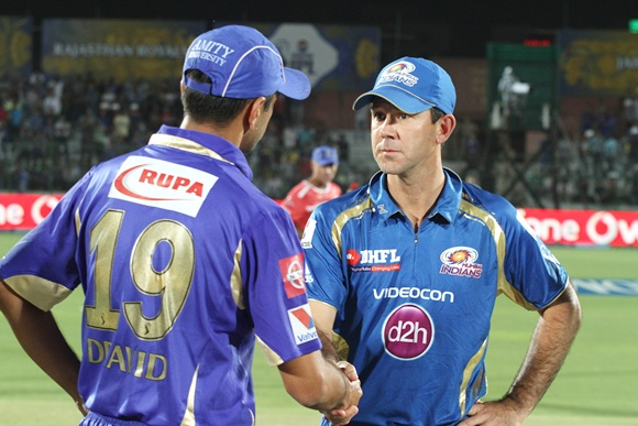 IPL PHOTOS: Rajasthan Royals vs Mumbai Indians
