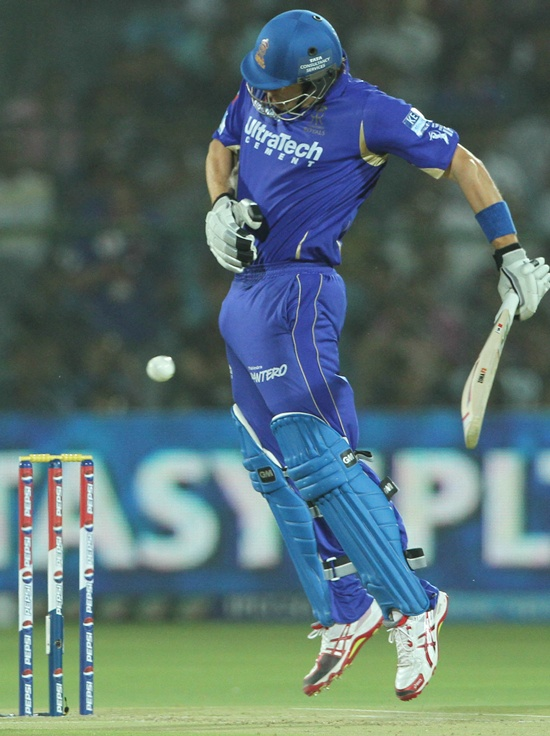 Rahane, Watson give Royals solid start