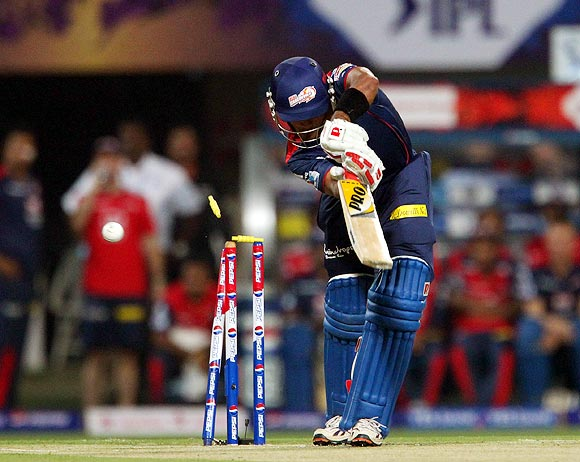 Rediff Cricket - Indian cricket - PHOTOS: 20 scintillating moments from IPL 6