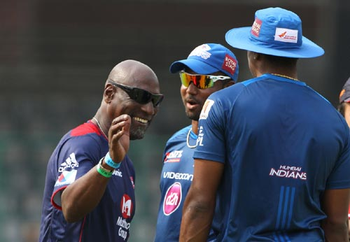 The latest attraction in the IPL: Sir Isaac Vivian Alexander Richards