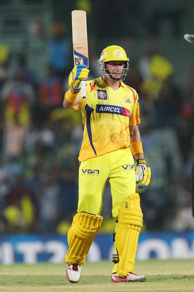 Rajasthan lose to Chennai despite Watson's century