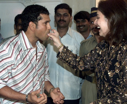 Kolkata all set for Tendulkar's lavish birthday party
