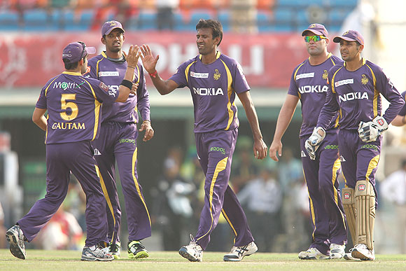 Kolkata Knight Riders team