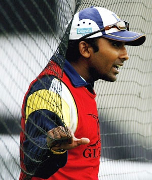 We are not consistent enough to compete: Jayawardene