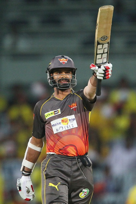 I prepare very differently for T20 format: Dhawan