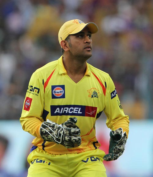India lucky to have 'special leader' Dhoni: Moody