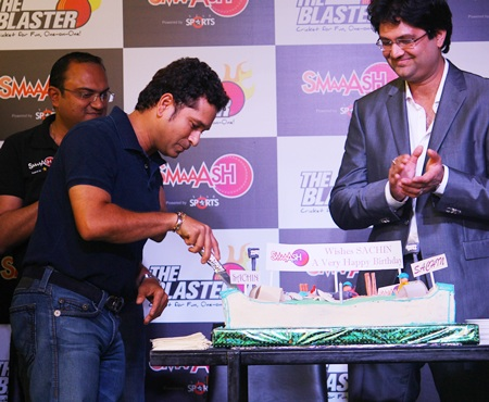 Tendulkar reveals secret of his straight drive