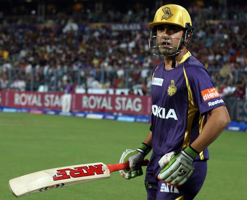 Time to take some pressure off Gambhir: Bisla