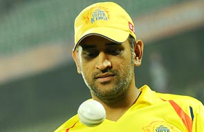 Chennai captain Dhoni fined for slow over rate