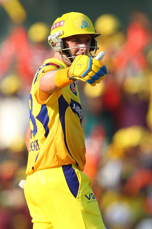 Hussey is the pivot of Chennai batting: Fleming