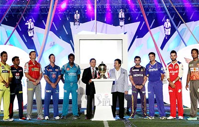 Rediff Cricket - Indian cricket - How the IPL teams are placed after 42 matches