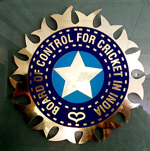 The BCCI logo