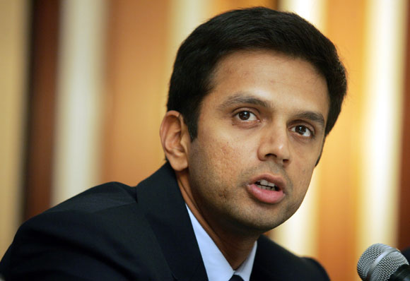 Credibility of the game is important: Dravid