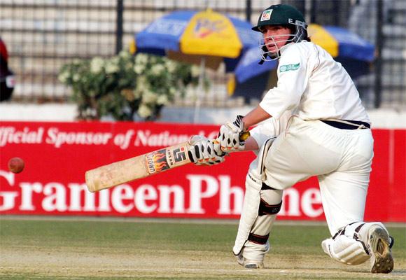 Zimbabwe batsman Brendan Taylor