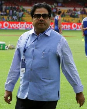 Won't take IPL chairman's post next year: Shukla