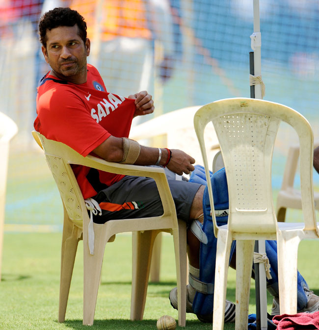 'Sachin Tendulkar's comments were blown out of proportion'