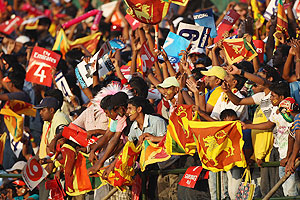 Sri Lanka cricket fans