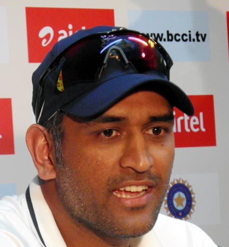 Playing ODIs will help us adapt to conditions before Tests: Dhoni