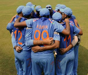 Schedule: India's tour of South Africa