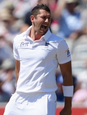 Bresnan called into England squad for Adelaide Test