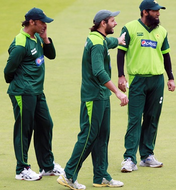 Afridi describes Yousuf, Akhtar as 'heckle and jeckle'