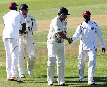 McCullum, Taylor tons put NZ in charge against Windies