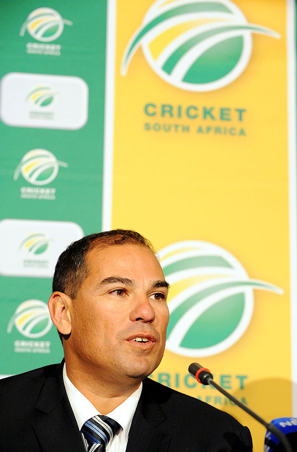 South Africa coach Russell Domingo