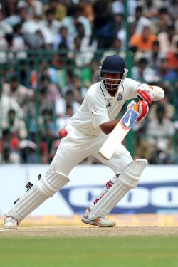 Zaheer, Pujara leave for South Africa