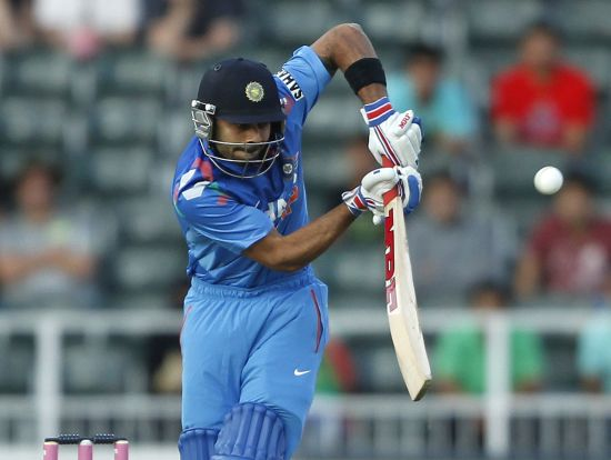 Indian team is not scared of anyone: Kohli