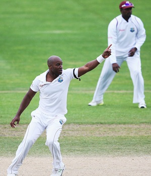 NZ-Windies: First Test ends in draw after rain