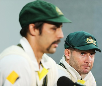 Australia squad unchanged for Perth Test