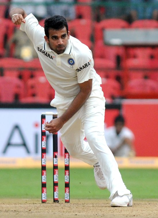 Rediff Cricket - Indian cricket - We need to make a few adjustments on SA pitches: Zaheer