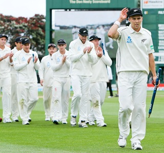 Second Test: NZ beat West Indies by innings and 73 runs