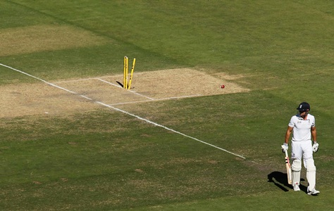 Delhi's Ranji match temporarily stopped
