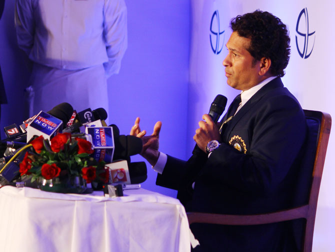 Chase dreams as they come true: Tendulkar to Indian youth