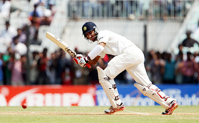 South Africa tour will be Pujara's baptism by fire
