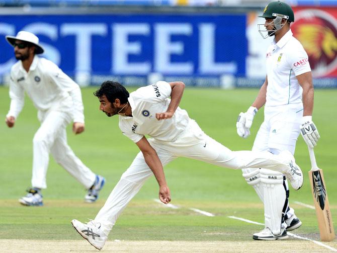 Mohammed Shami of India