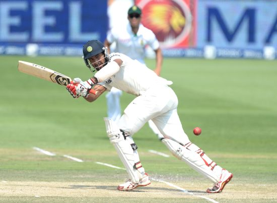 Stats: Pujara first Indian to post three hundreds in 2013