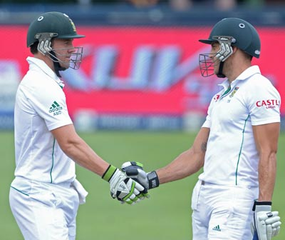 India-South Africa first Test ends in a thrilling draw